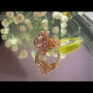 Jewelry - Rose Gold Lilac Ring
